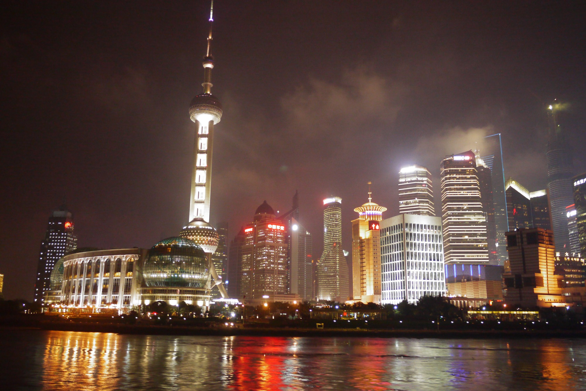 Chinese translation for business in Shanghai